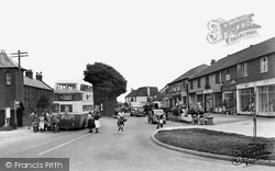 East Wittering, The Parade c.1950