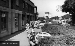 East Wittering, The Parade c.1955