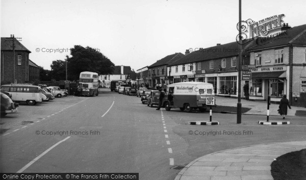 Photo of East Wittering, The Parade c.1960