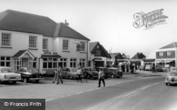 East Wittering, The Royal Oak c.1965
