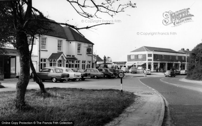 Photo of East Wittering, The Royal Oak c.1965