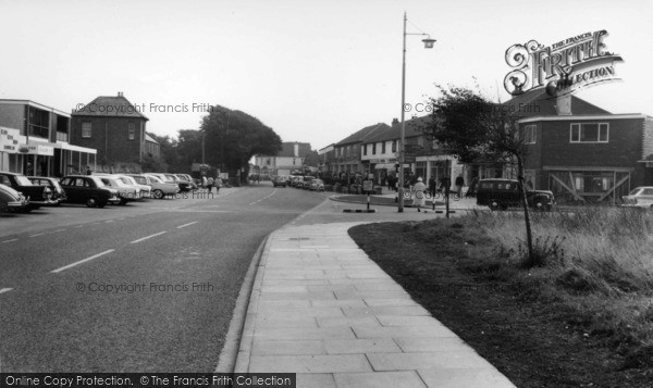 Photo of East Wittering, The Shops c.1965