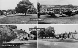 East Witton, Composite c.1960