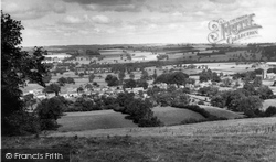 East Witton, General View c.1960