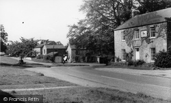 East Witton, The Cross Roads c.1960