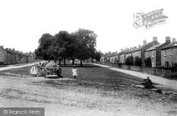 East Witton, The Village 1896