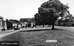 East Witton, The Village c.1960