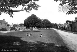 East Witton, Village 1918
