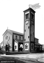 Eastbourne, All Souls Church 1890