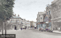 Eastbourne, Bobby's Arcade And Terminus Road 1925