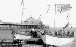Channel Trips c.1955, Eastbourne