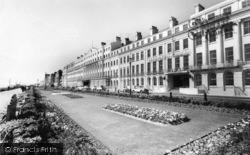 Eastbourne, Claremont Hotel c.1965