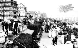 Eastbourne, Grand Parade 1910