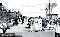 Eastbourne, Grand Parade 1910