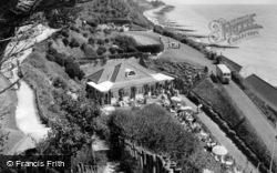 Eastbourne, Holywell Gardens c.1960