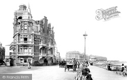 Eastbourne, Marine Parade 1901