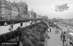 Eastbourne, Promenade c.1955