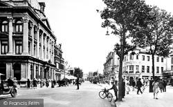 Eastbourne, Terminus Road 1925