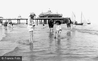Eastbourne, the Pier 1906
