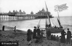 The Pier 1910, Eastbourne