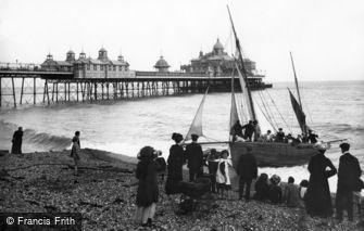 Eastbourne, the Pier 1910