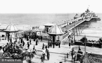 Eastbourne, the Pier 1912