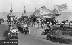 Eastbourne, the Pier