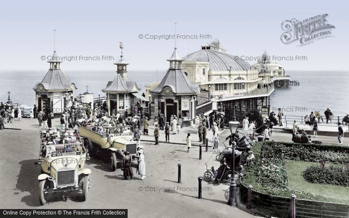 Photo of Eastbourne, The Pier 1925
