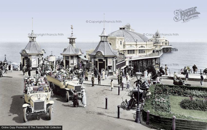 Eastbourne, the Pier 1925