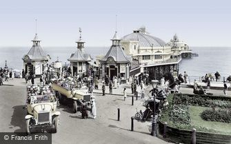 Eastbourne, the Pier 1925