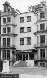 Eastbourne, Travancore Hotel c.1960
