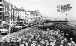 Eastbourne, View From The West c.1965