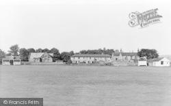 Eastburn, Cricket Ground c.1953