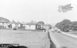 Eastburn, The Village c.1953
