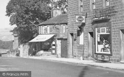 Eastburn, The Village Shop c.1953