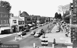Eastcote, Field End Road 1964
