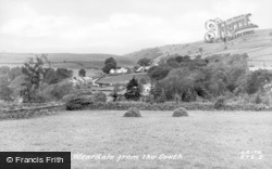 Eastgate-In-Weardale, From The South c.1939, Eastgate