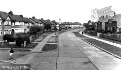 Eastham, Bridle Road c.1960
