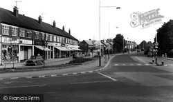 Eastham, Chester New Road c.1960