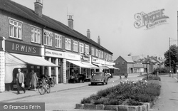 Eastham, Chester Road c.1959