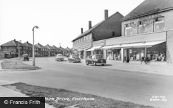 Eastham, Mill Park Drive c.1960