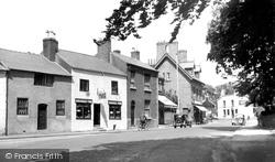 Eastham, The Village c.1955