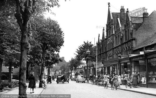 Photo of Eastleigh, Leigh Road 1951