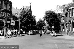 Eastleigh, Leigh Road c.1960