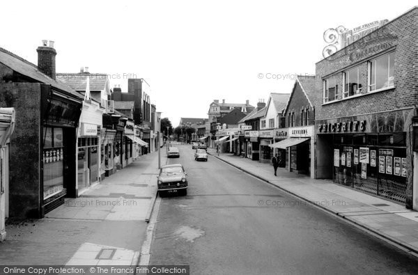 Photo of Eastleigh, Market Street c.1965