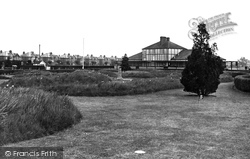 Eastleigh, Miniature Golf Course, Fleming Park c.1955