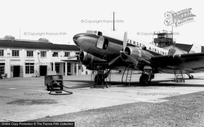 Photo of Eastleigh, Southampton Airport c.1960