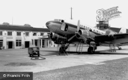 Eastleigh, Southampton Airport c.1960