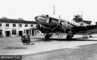 Eastleigh, Southampton Airport c1960