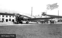 Eastleigh, The Airport c.1960